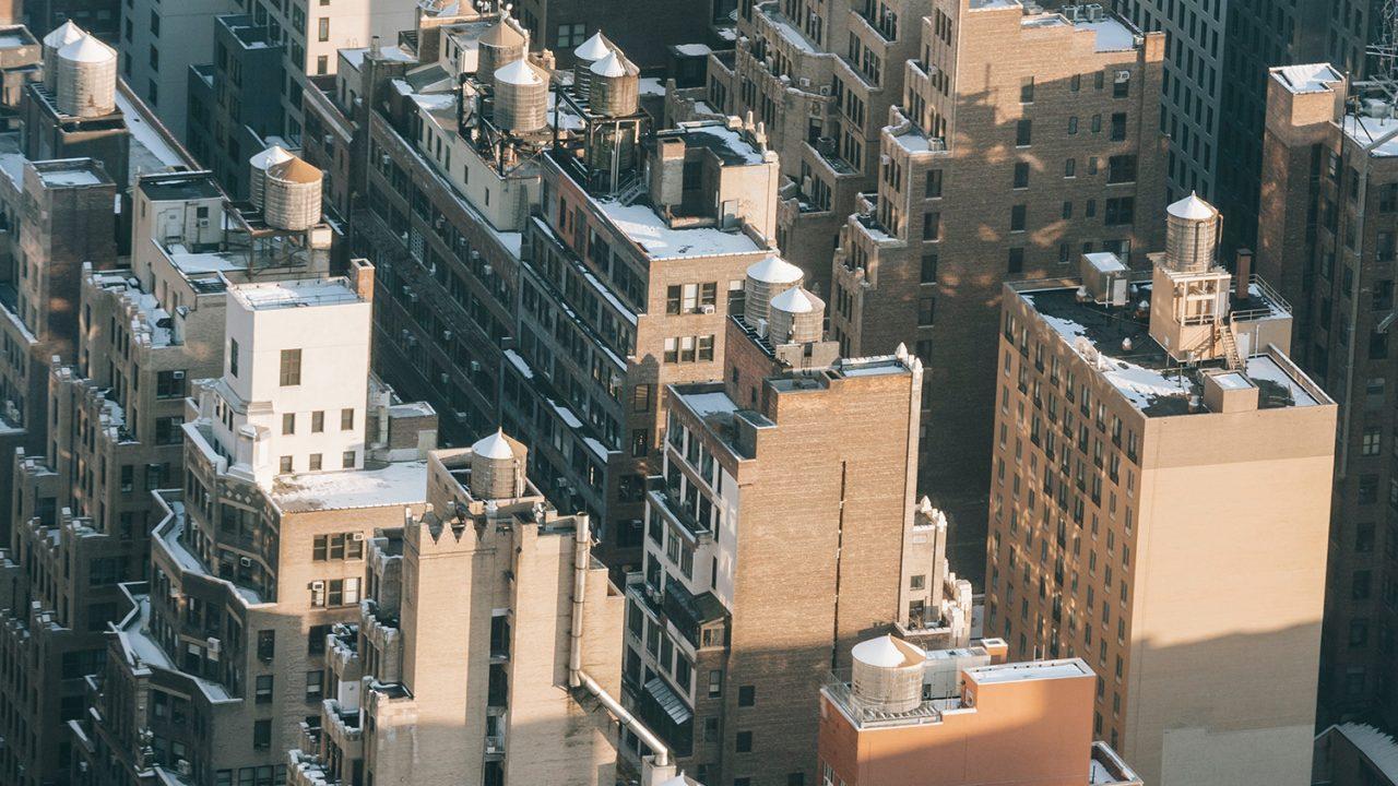 Manhattan, New York buildings